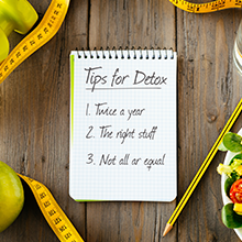 3 Tips to Doing Detox Right